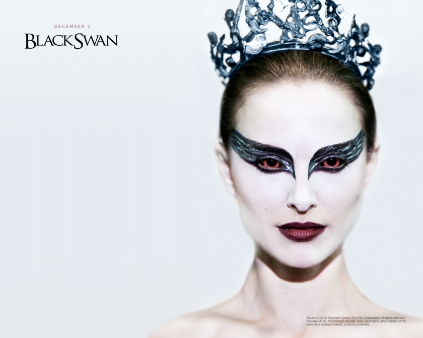 Black swan is the cool one