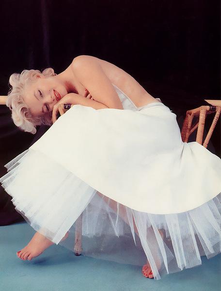 Marilyn, in paradisul lui Milton