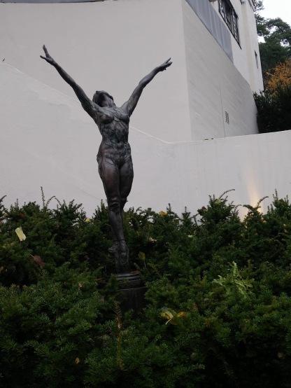 Statuie in parcul Vigeland (1)